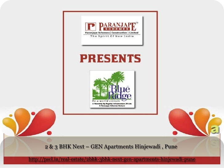 2 & 3 BHK Next – GEN Apartments Hinjewadi , Pune<br />http://pscl.in/real-estate/2bhk-3bhk-next-gen-apartments-hinjewadi-p...