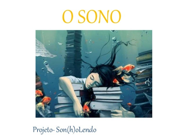 O SONO Projeto- Son(h)oLendo