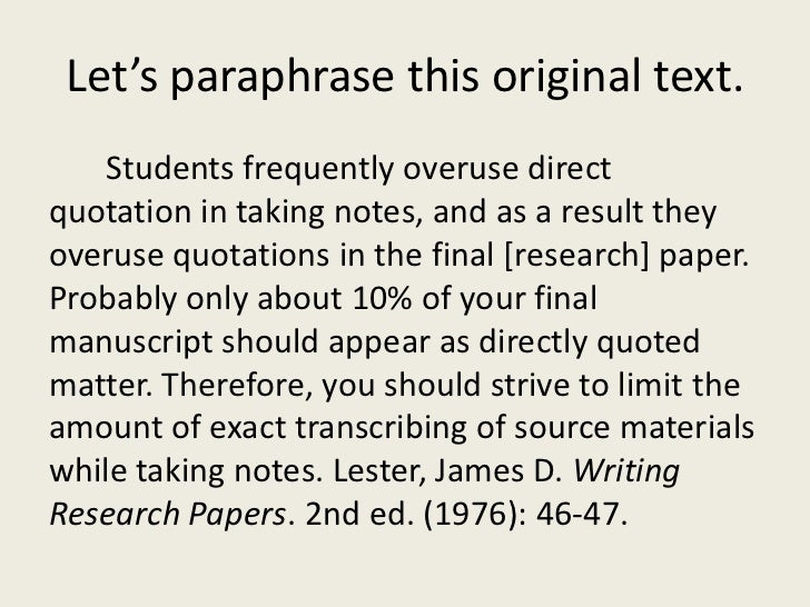 quoting textbook in essay Integrating quotes into your essay directly after your quote, you will need to provide the in-text citation for apa format.