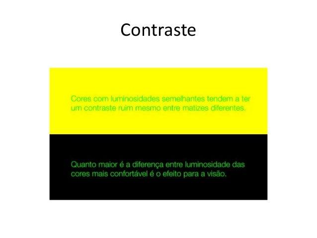 Contraste