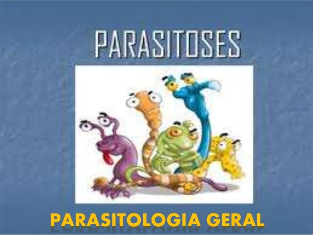PARASITOLOGIA GERAL