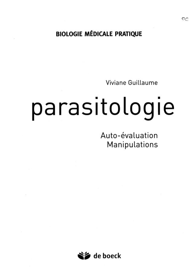 Parasitologie fiches pratiques Slide 2