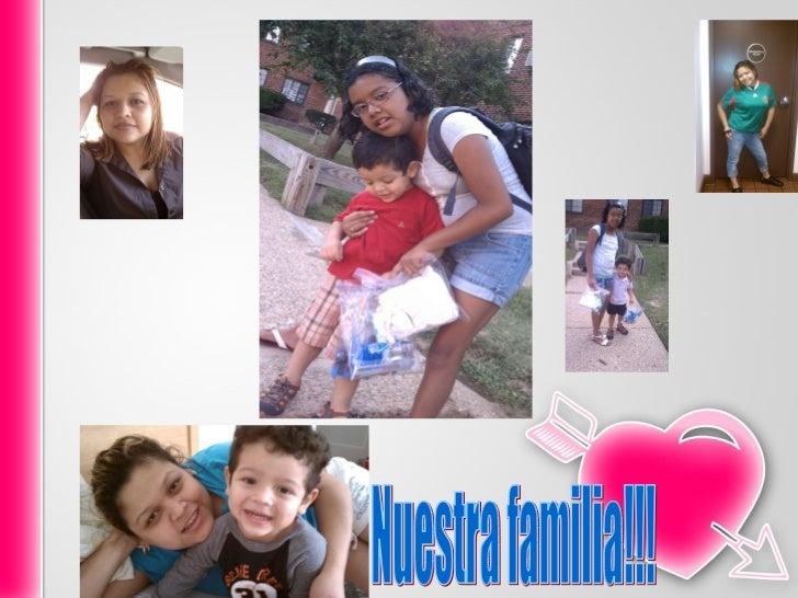 Nuestra familia!!!