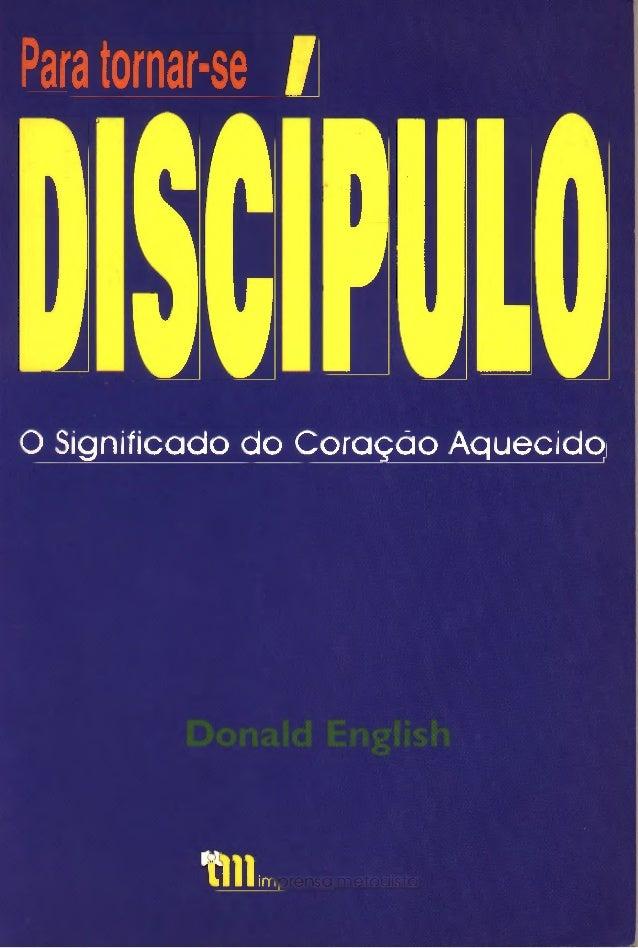 Para tornar se_discipulo