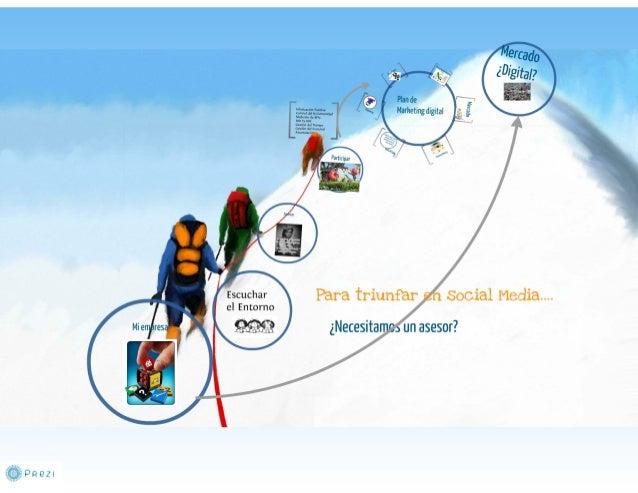 Mi empresa necesita una estrategia de Marketing Digital y asesoramiento, pero no en todo