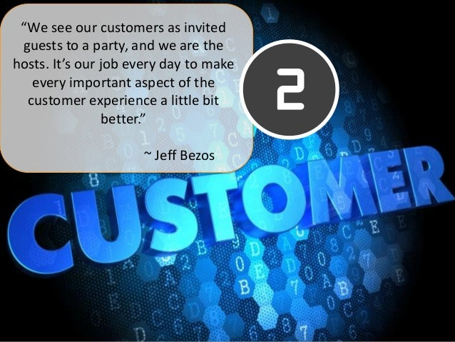 10 Customer Service Quotes to Inspire a More Customer Centric Culture Slide 3
