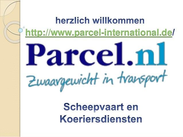 http://www.parcel-international.de