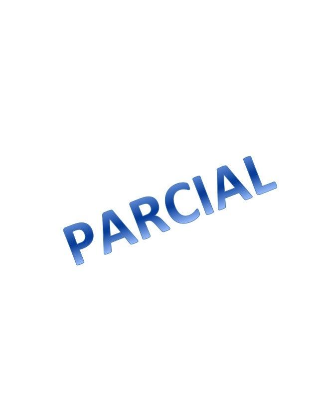 PARCIAL
