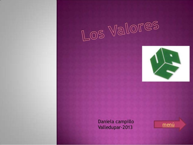Daniela campillo Valledupar-2013  menú