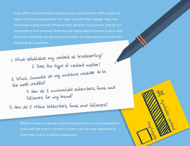 reputablecontent 3x employees In an effort to answer these questions, we surveyed over 400 people on issues of brand engag...