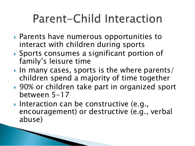 parent and child communication essays Healthy communication between parents and children can support a child's development, mental health, and wellbeing 'healthy communication' refers to a process in which the parent is available, attuned and attentive to a child's needs.