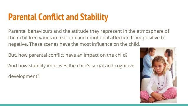 parent child relationship and development