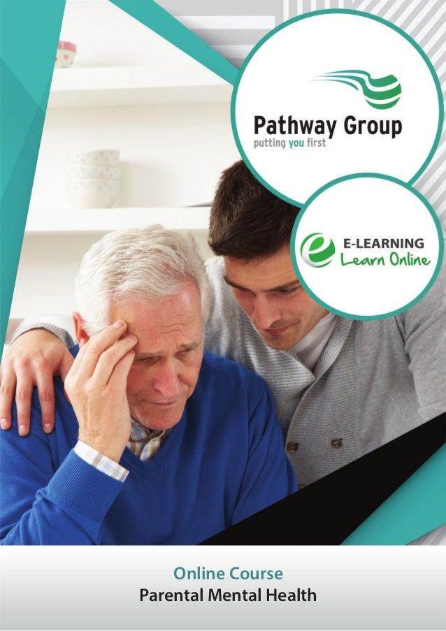 Online Course Parental Mental Health