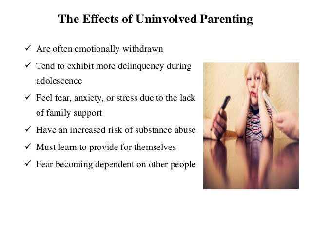 effects parenting styles have on children The effects of parenting styles and childhood attachment patterns on intimate relationships journal of instructional psychology.
