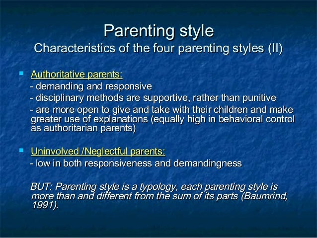 parenting practices Read chapter 2 parenting knowledge, attitudes, and practices: decades of  research have demonstrated that the parent-child dyad and the environment of  the.