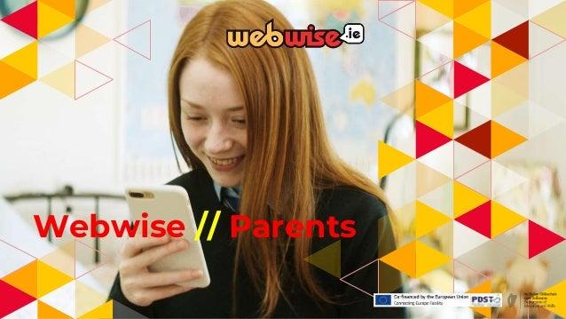 Webwise // Parents