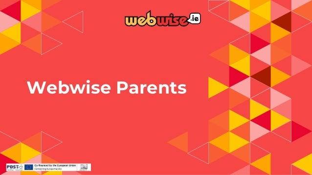 Webwise Parents