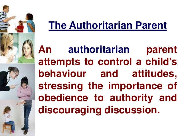 3 types of parenting styles Excerpts of the original three parenting styles described by diana baumrind.