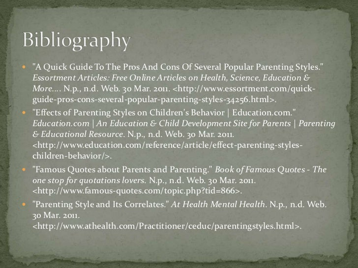 how parenting styles effect children Every couple has their own parenting style but many don't realize the effect it has on their kids keep reading to learn about your parenting style.