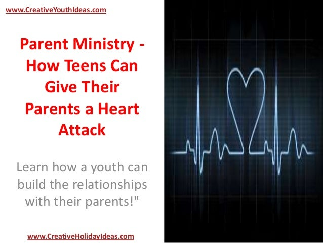 Can Start Ministry To Teen 98