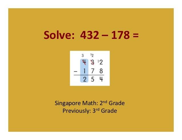 Parent Intro To Math In Focus