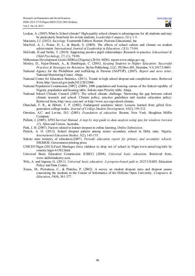 Social Aspects Essays (Examples)