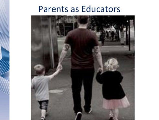 Parents as Educators