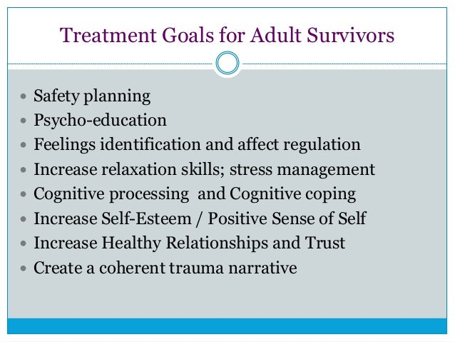 6 Ways Molestation Affects Adult Survivors