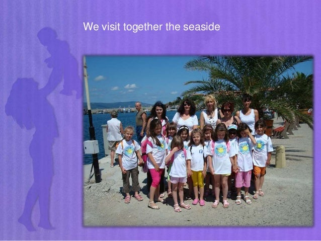 We visit together the seaside