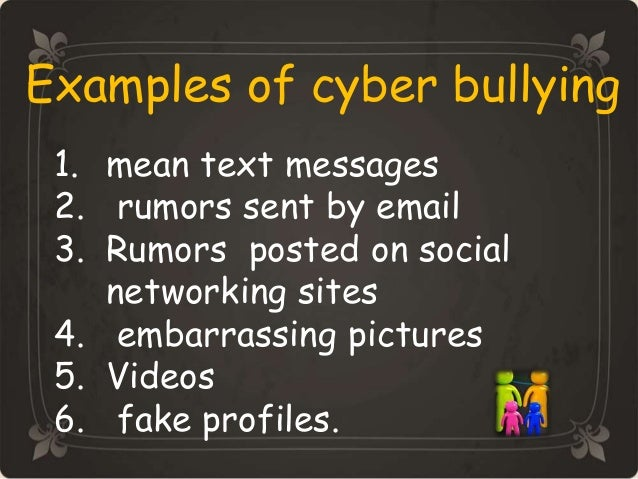 Parents Must Know About Cyber Bullying 1