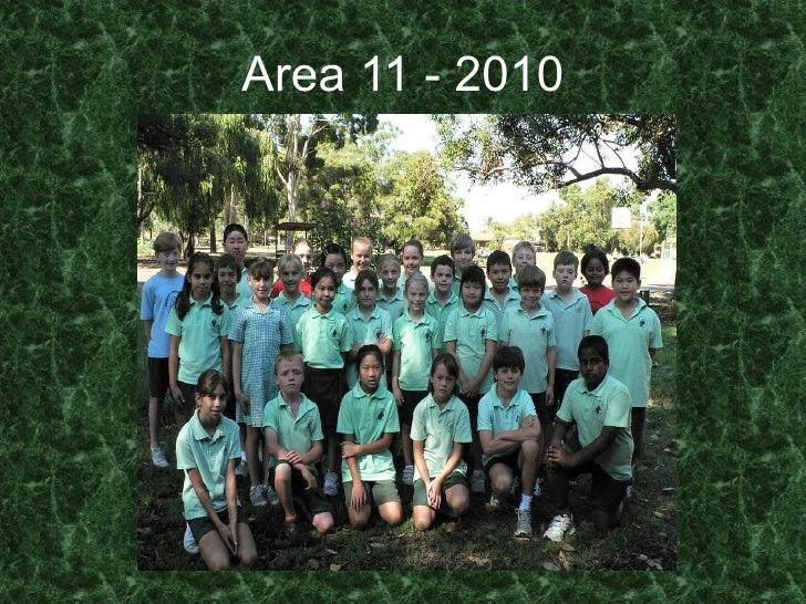 Area 11 - 2010