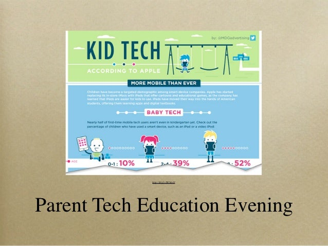 http://bit.ly/W0t6yVParent Tech Education Evening