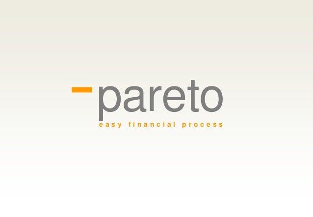 paretoeasy financial process
