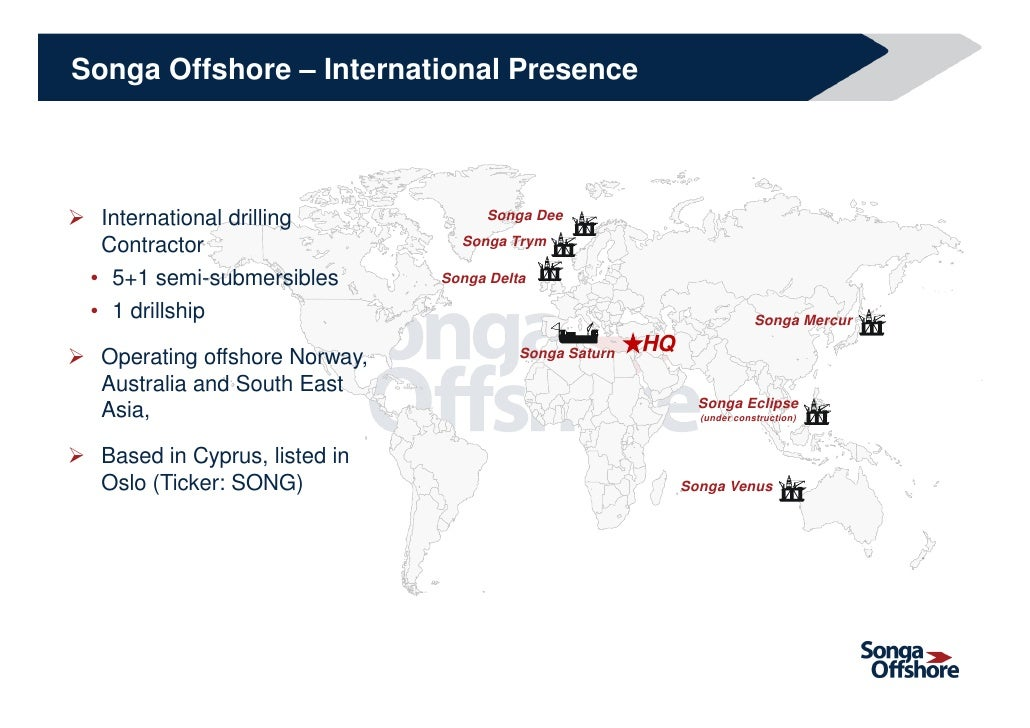 Pareto Oil And Offshore Conference 2010