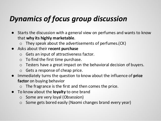 Marketing Case Analysis Of Parfum Nineveh
