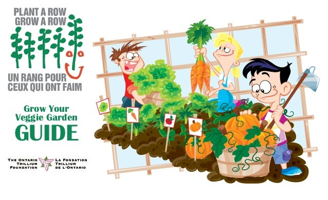 Grow YourVeggie GardenGUIDE