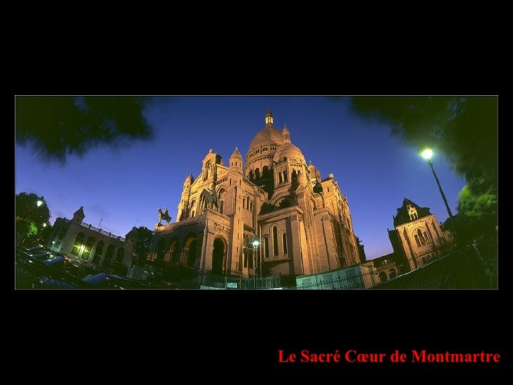 Le Sacré Cœur de Montmartre