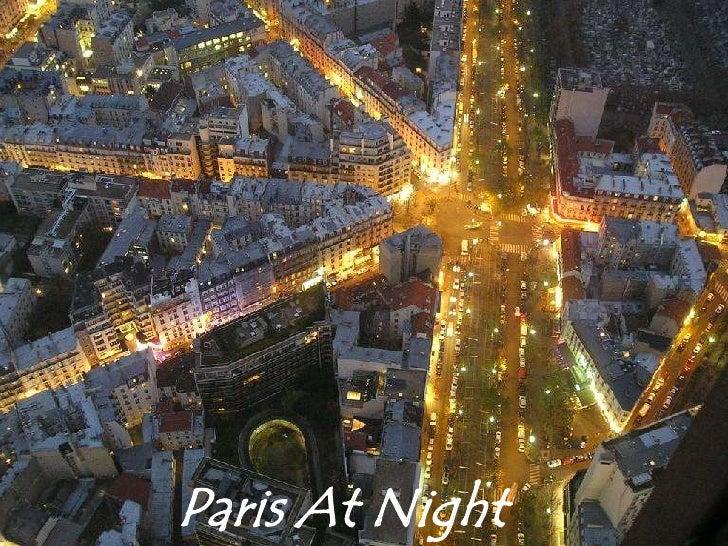 Paris At Night<br />