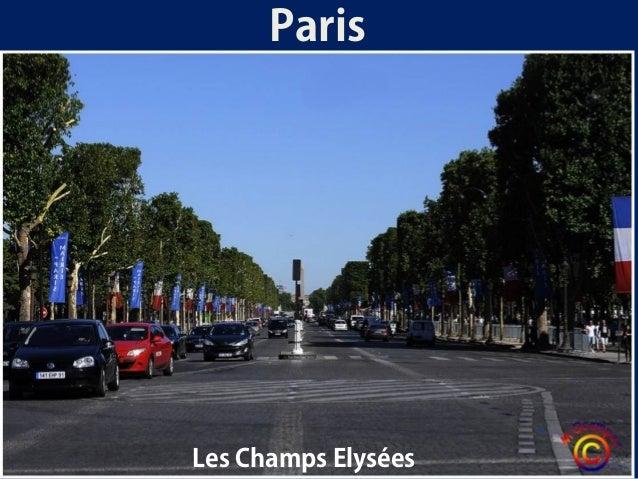 Paris Les Champs Elysées