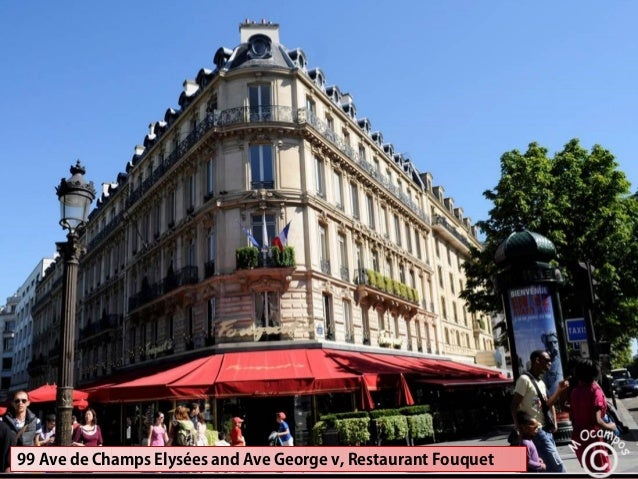 Paris, Champs Elysées