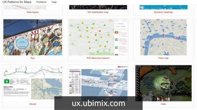 Workshop Cartographie Ubimix Paris Galaxies