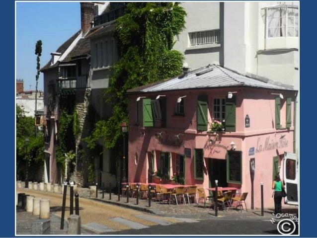Paris ( Montmartre) Slide 3