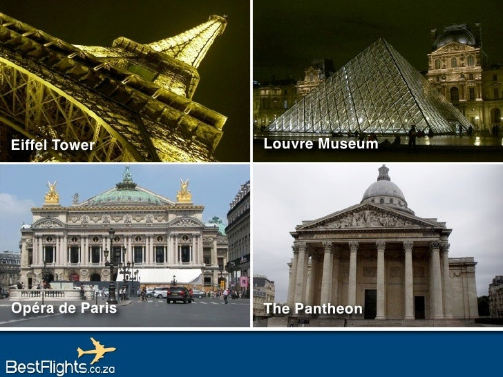 tourist attractions in paris france