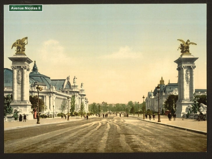 Avenue Nicolas II