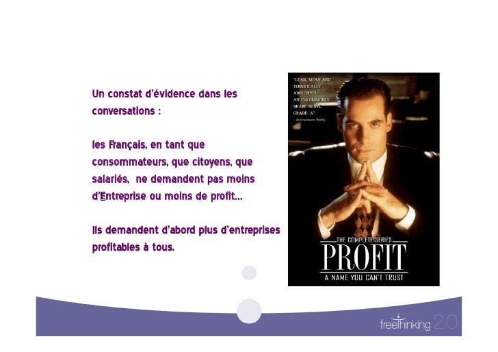 Un constat d'évidence dans les  conversations :    les Français, en tant que  consommateurs, que citoyens, ...