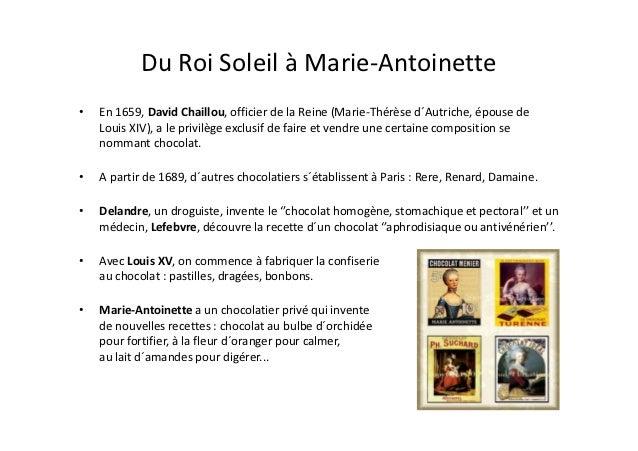 L´industrie chocolatière du XIXe siècle•   Tous les grands noms du chocolat ouvrent leur usine : Suchard, Menier, Guérin- ...