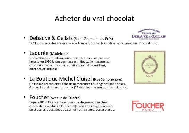 Déguster un bon chocolat chaud• Angelina (Rue de Rivoli)   Depuis 1903, ce salon de thé luxueux propose   un chocolat chau...