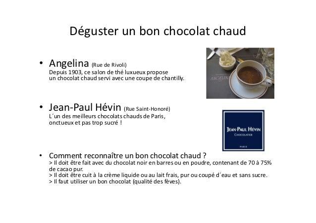 Savourer les meilleures pâtisseries au chocolat • Stohrer (Rue Montorgueil)   Maison fondée en 1730 par Stohrer, pâtissier...