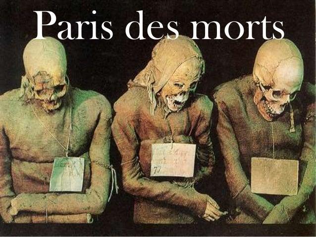 Paris des morts