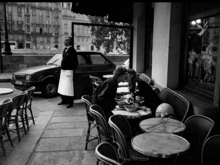 Paris in Black & White Slide 1